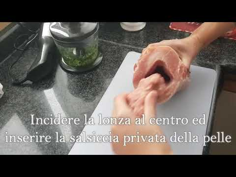 arrosto-di-maiale-con-salsiccia-e-zucca-gialla-😀👨🍳
