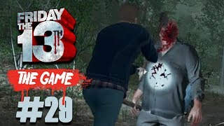 Jason´s Tod ☠ FRIDAY THE 13th: THE GAME #29 ☠ Let´s Play [GER]