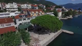 Seafront hotel Denovici Montenegro