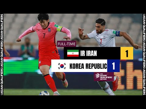 Iran South Korea Goals And Highlights