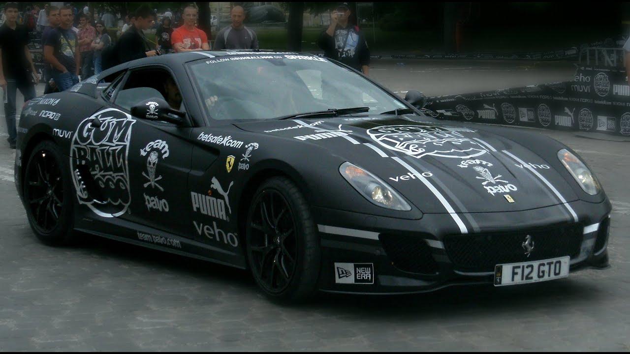 Ferrari 599 gto hard revs gumball 3000 2011 youtube ferrari 599 gto hard revs gumball 3000 2011 vanachro Image collections