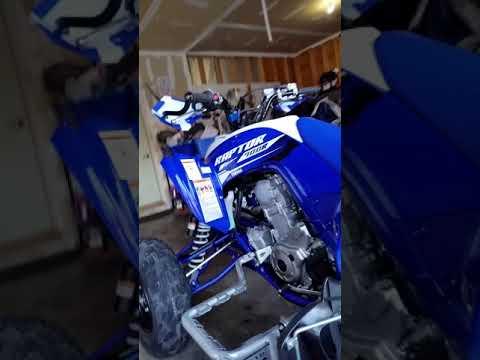 2018 Yamaha Raptor 700R Install