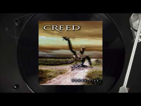 Creed - Faceless Man from Human Clay (Vinyl Spinner)