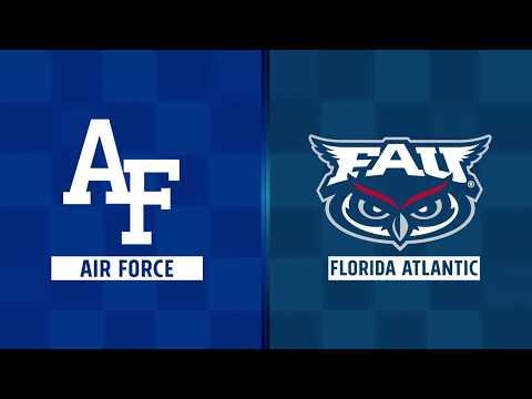 Highlights: Air Force at Florida Atlantic, Week 2
