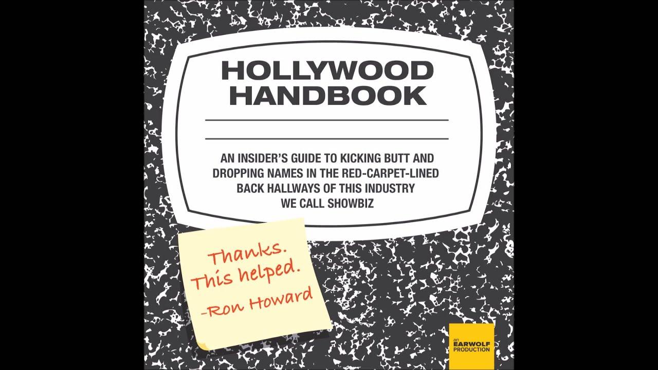 Hollywood Handbook - Funny Business Cards with Iliza Shlesinger ...