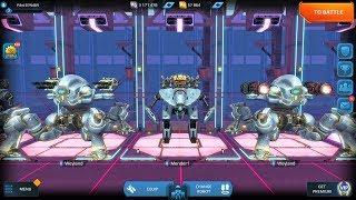 War Robots [4.1] Test Server - NEW Robots Mender / Weyland Gameplay