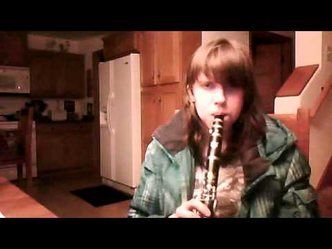 songs on the Bb clarinet