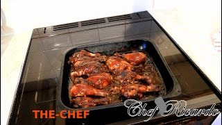 Jamaican Bbq Chicken -for-summer-chef Ricardo Cooking