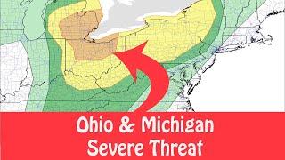 Wed Jun 10 Severe Weather Briefing | EF-Meteorology
