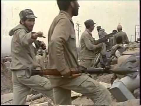 Defenders of Iran, Iran & Iraq war 1980-1988 (Real Combat footage)