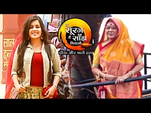 Kanak PLANS To Make Bhabho Happy   Tu Sooraj Main Saanjh Piyaji   TellyMasala