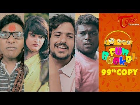 Fun Bucket   99th Episode   Funny Videos   Harsha Annavarapu   #TeluguComedyWebSeries