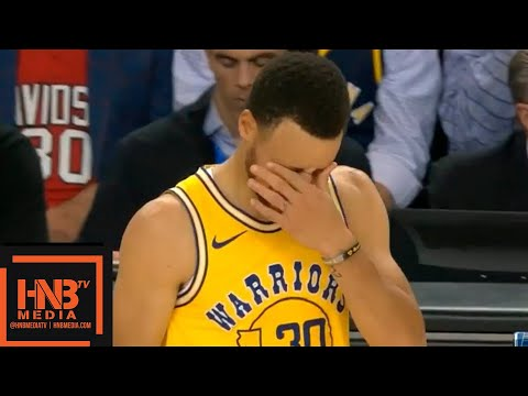 Golden State Warriors vs Indiana Pacers 1st Half Highlights | March 21, 2018-19 NBA Season