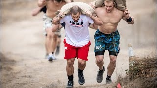 Event 1 & 2 - 2007 Reload and Corn Sack Sprint - 2020 CrossFit Games