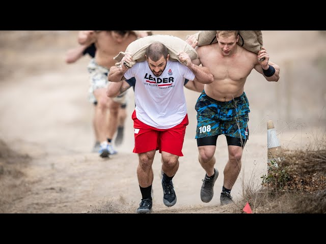 Event 1 & 2 - 2020 CrossFit Games