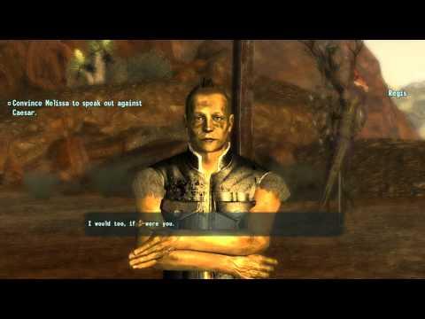Fallout: New Vegas (PC) walkthrough - Oh My Papa