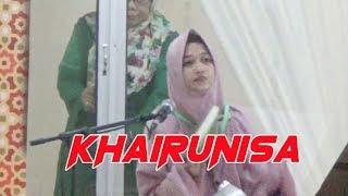 [9.99 MB] KHAIRUNISA Qoriah Kalbar Peraih Juara I MTQ Nasional Cabang Qiraat Sab'ah Murattal Remaja