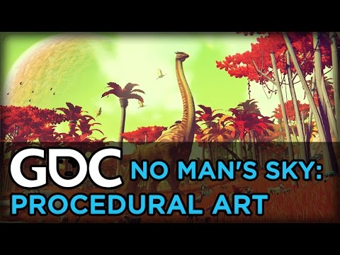 No Man's Sky: How I Learned to Love Procedural Art