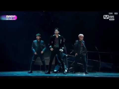 Wanna One -  Nothing Without You @ 2017 MAMA in Hong Kong