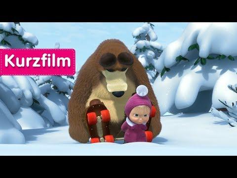 Mascha und der Bär - Holiday on Ice 🛷(Wir werden Schlittschuh laufen, egal wie!)