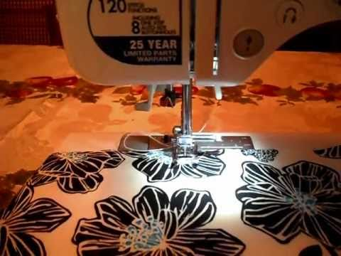 How to Shirr with a Brother Sewing Machine YouTube Gorgeous Shirring On A Brother Sewing Machine