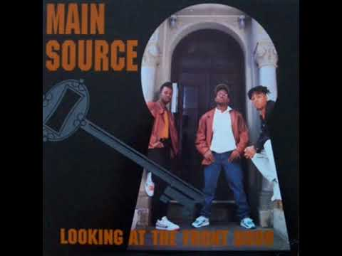 Main Source Looking At The Front Door Instrumental YouTube - YouTube