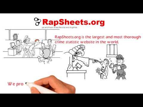RapSheets org | Crime Stats & Arrest Records