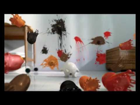 Nippon Paint Blobbies - Spotless 2010