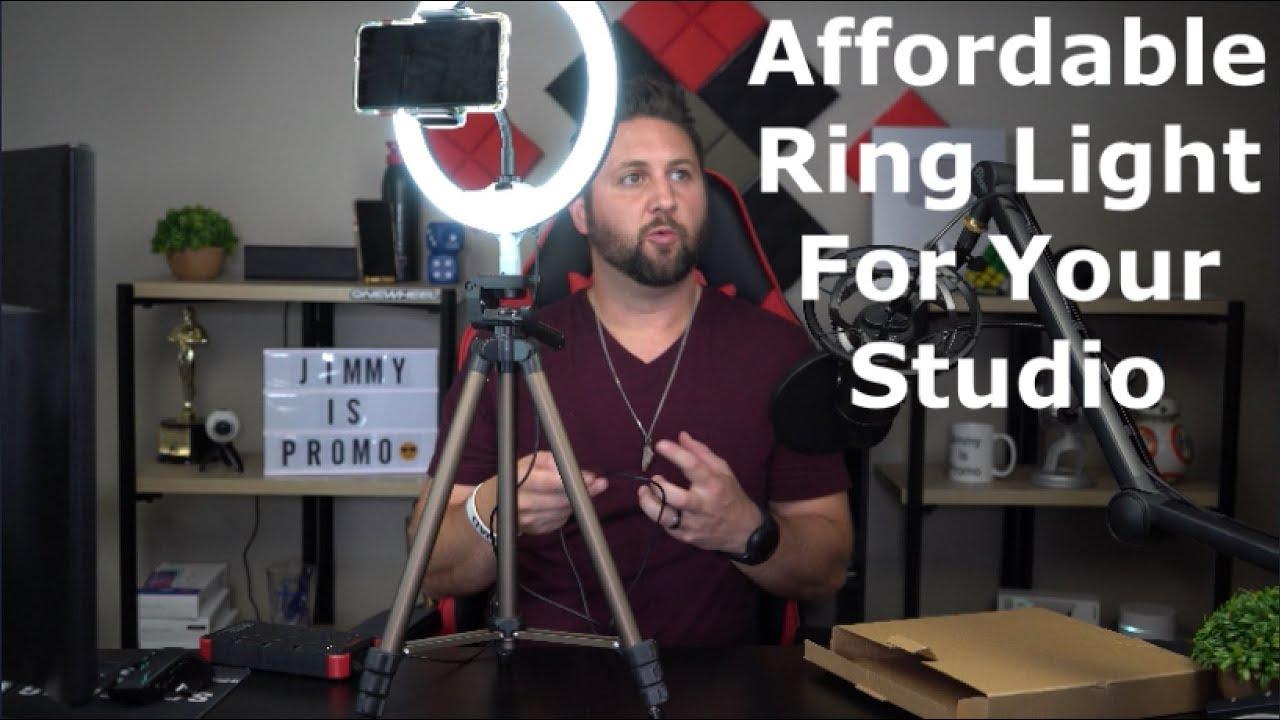 Affordable Ring Light - Selfie Ring Light - Aureday 10
