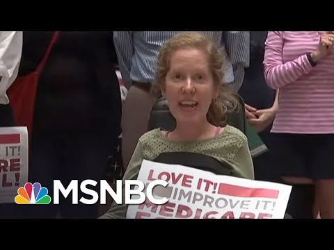 Americans Speaking Out On Health Care See Another Battle Won | Rachel Maddow | MSNBC