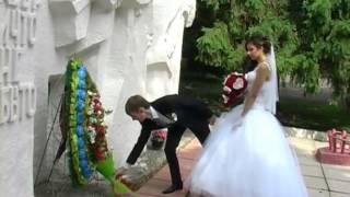 Свадебный клип г. Юрьев-Польский Владимир и Мария