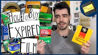 How to Buy Expired Film