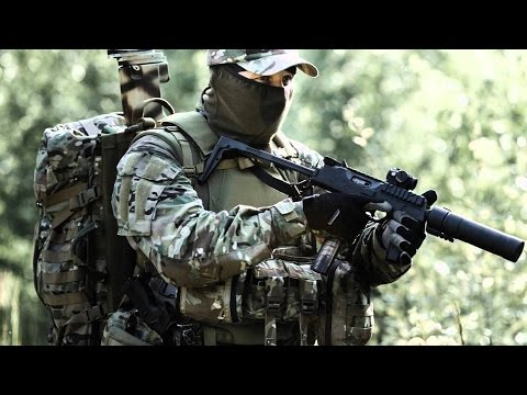 Russian Special Operations Force | Senezh Team | Wolfhounds | GRU