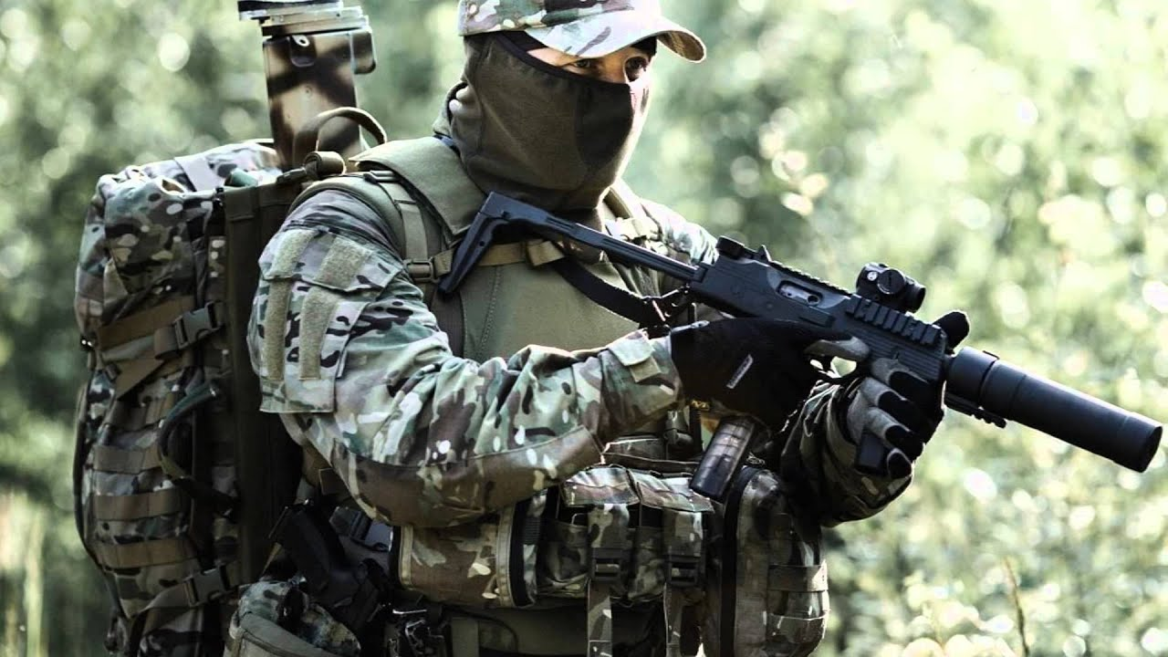 Special Operations Forces of the Russian Federation (MTR of the Armed Forces of Russia): History, Tasks, Armament 92