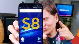 EL S8 CHINO!! ¿Será parecido?