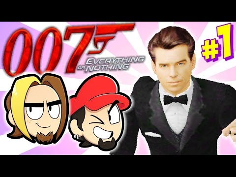 OLHA ESSES GRÁFICOS! - 007 Everything or Nothing #01
