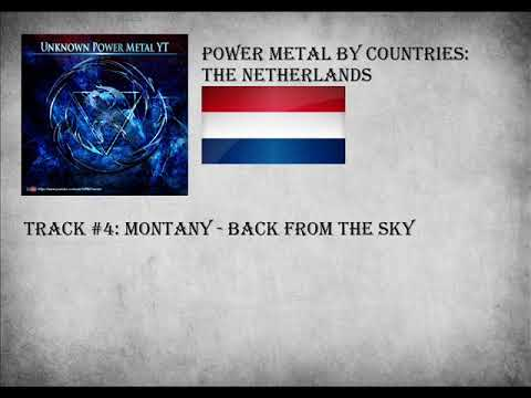 Power Metal by Countries Compilation: The Netherlands