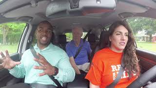 Test Drive - Relay for Life, Honda CRV