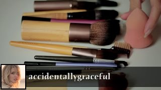 ASMR | How to Clean Makeup Brushes - Soft Spoken Tutorial