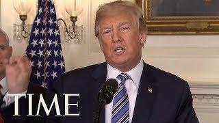 President Trump Signs $1.3 Trillion Spending Bill Despite Empty Veto Threat, Averts Shutdown   TIME