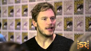 Guardians Of The Galaxy Chris Pratt Workout