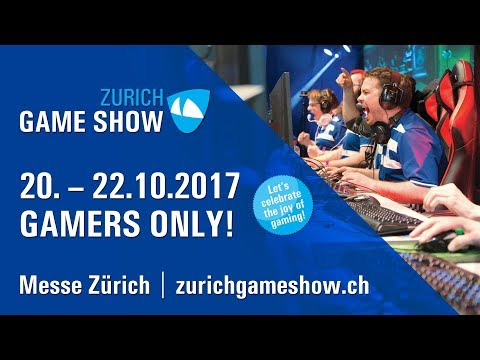 ZURICH GAME SHOW 2017 - TV Commercial