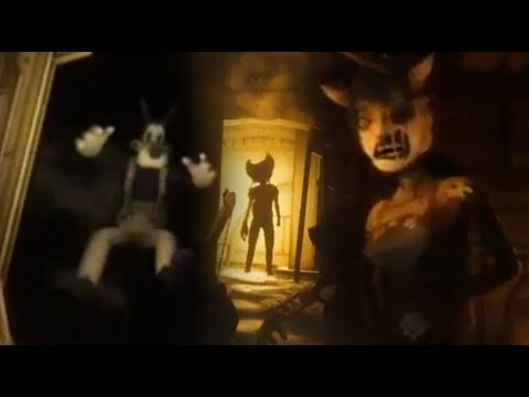 Bendy And The Ink Machine Chapter 3 All Secrets And