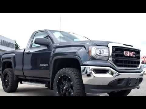 new 2017 gmc sierra 1500 regular cab 4x4 for sale in. Black Bedroom Furniture Sets. Home Design Ideas