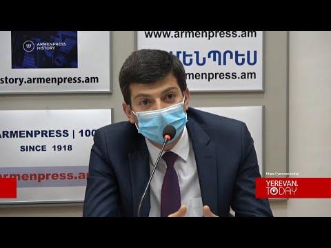 36 սպանդանոցները ամբողջ  Հայաստանում հասանելի կլինեն․ Տիգրան Գաբրիելյան