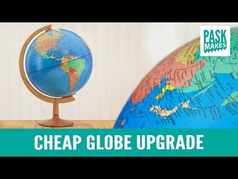 Cheap Globe Upgrade