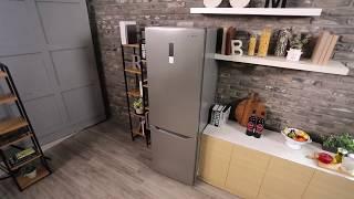 클라윈드 콤비 냉장고 (제품 활용)