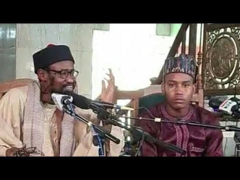Download Cigaba Da karatun Azumi Da Saukar Wahayi Wadda Sayyadi Dr. Bashir Sheikh Dahiru Bauchi Ya Gabatar 2