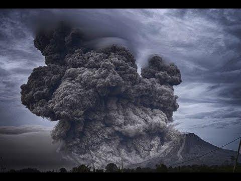 """Breaking """"Vanuatu Volcano Erupts 11,000 Flee For Their Lives"""""""