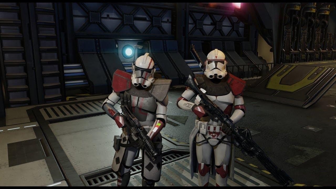 XCOM 2: Star Wars: Battlefront II Clones Mod BLASTER ...